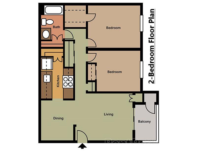 Find New Apartments Near Huntington, WV - Manor Communities