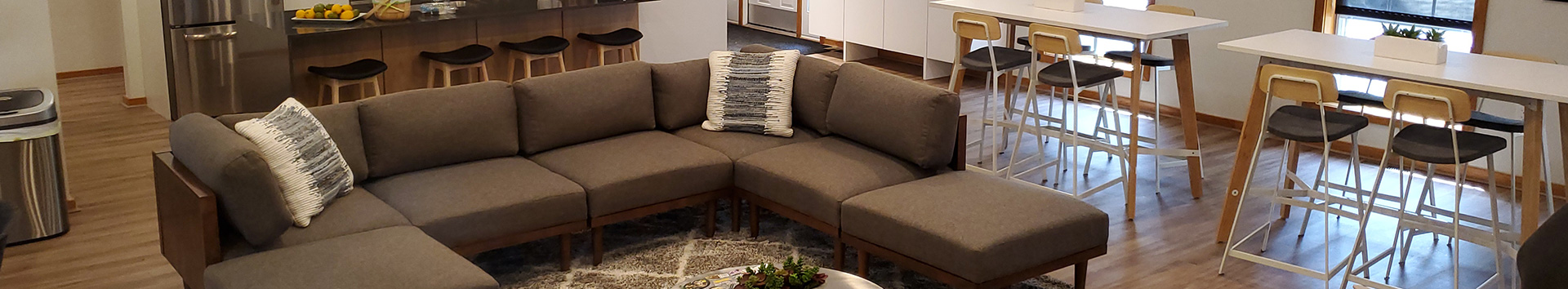 Furniture of Springetts Apartments at Manor Communities York Pennsylvania