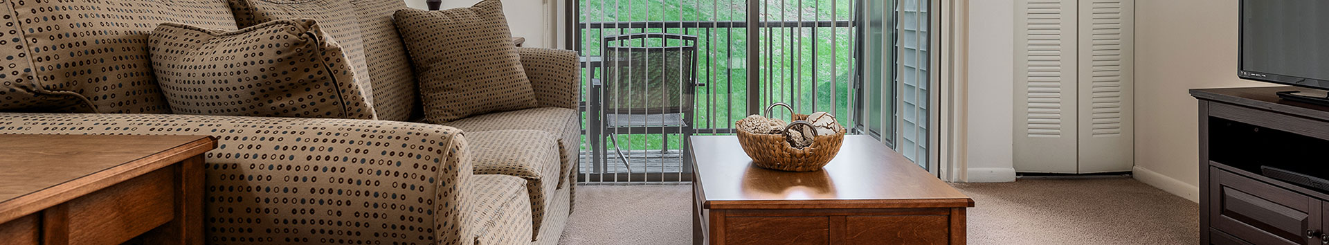 Room Interior of Powder Mill Apartments at Manor Communities, York/Pennsylvania