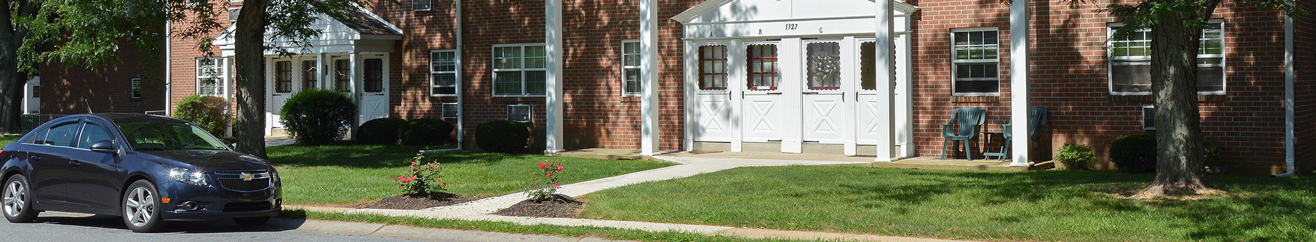 Room Outside view of Manor House Apartments at Manor Communities, Lancaster/Pennsylvania