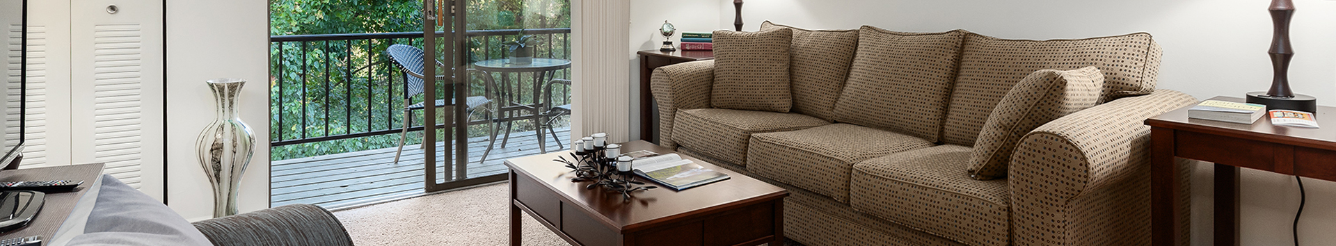 Interior of Furnished Apartments at Manor Communities, Lancaster/Pennsylvania
