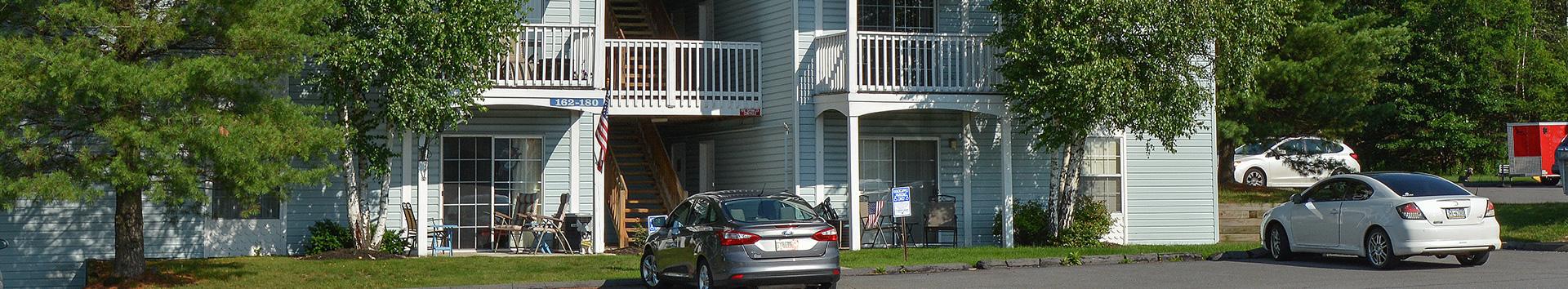 Proeprty Parking View of Manor Communities, Lancaster/Pennsylvania